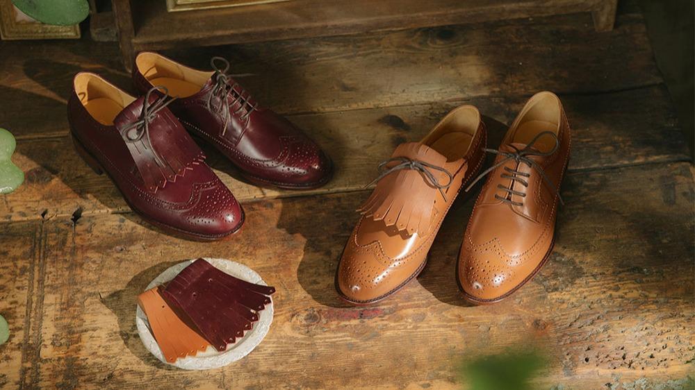 回到工藝的美好時代,「林果良品」手工女鞋雕琢中性典雅時尚
