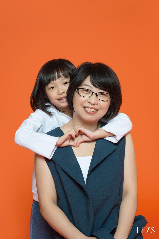 日日如常,就是一種幸福─黃惠偵&女兒