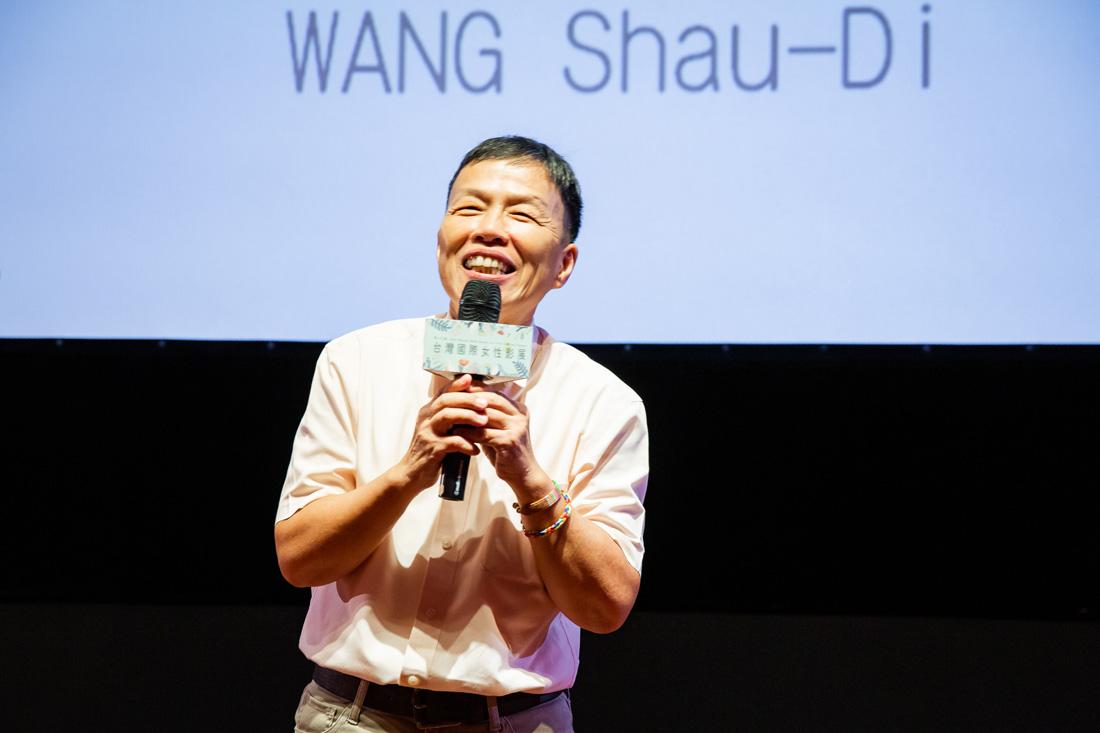 女性影展揭幕,王小棣導演鼓勵把女性故事拍出來!