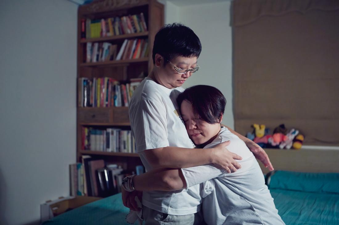 王嘉菲—《拉拉手 在一起》為跨世代女同志留下影像,為平權發聲