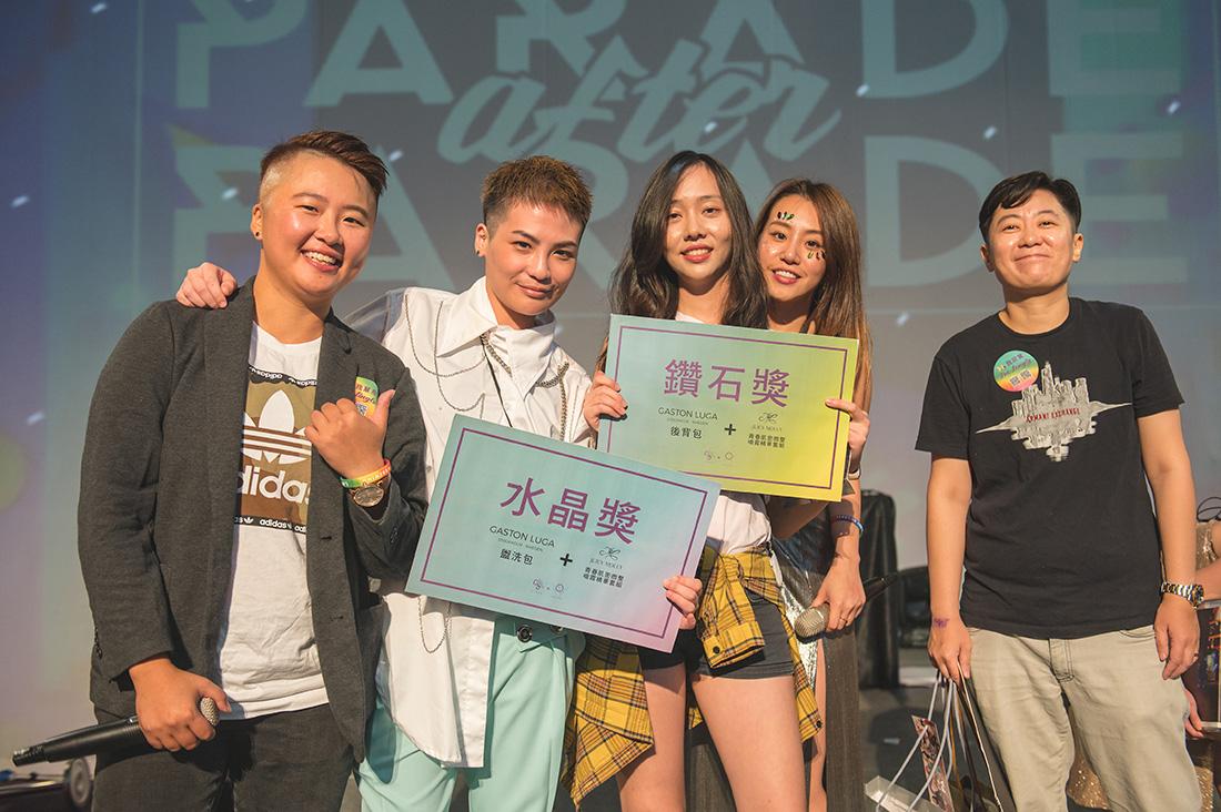 歡慶台灣同婚元年 千人女同志齊聚女人國派對