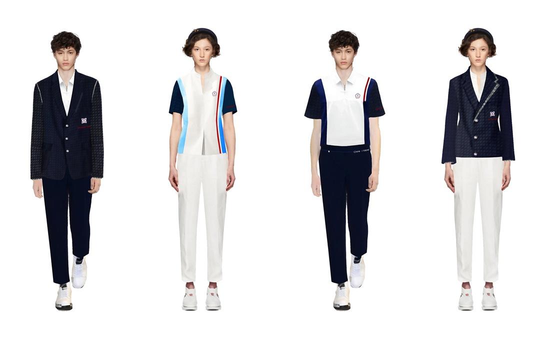東京奧運中華代表團服裝曝光 藏婚姻平權驕傲