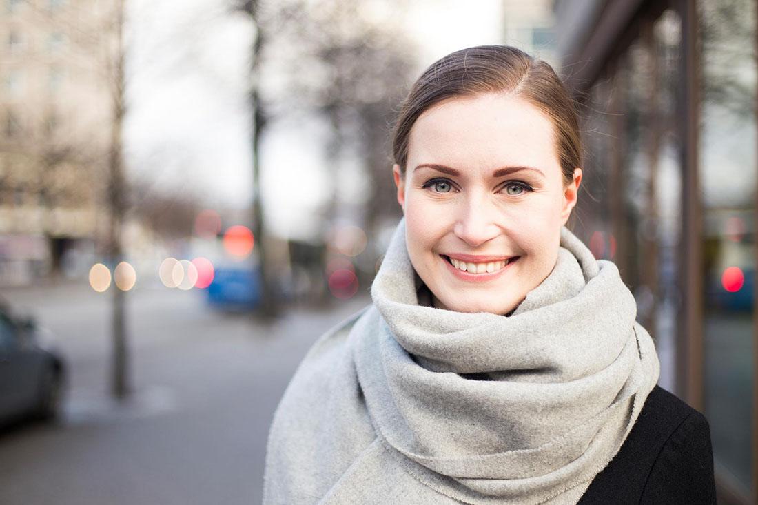 芬蘭選出全球最年輕領導人,34歲馬林由同性雙親撫養長大