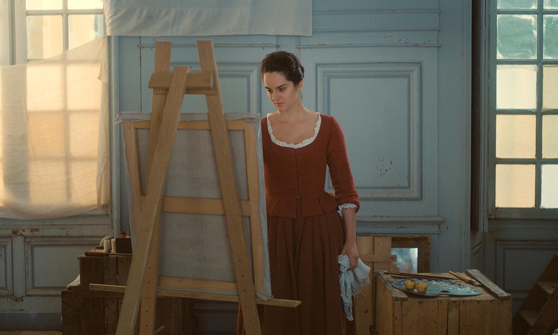 影評》她與她在孤島上的愛情《燃燒女子的畫像》