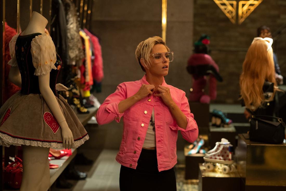 《霹靂嬌娃》導演:克莉絲汀史都華的角色,當然是同志!