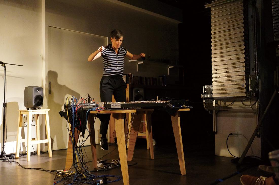 在未知的聲響裡,種下以女性為名的花-德國同志音樂家Andrea Neumann