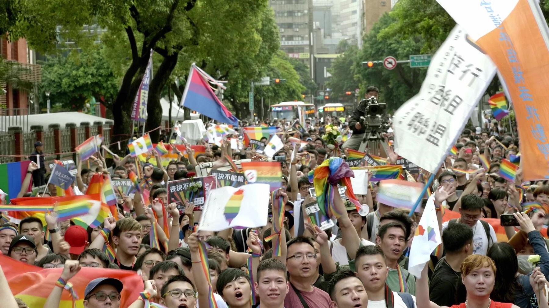 同婚紀錄片《同愛一家》,讓世界看到台灣的驕傲
