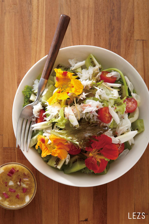 我的沙拉小情人—春季手作沙拉