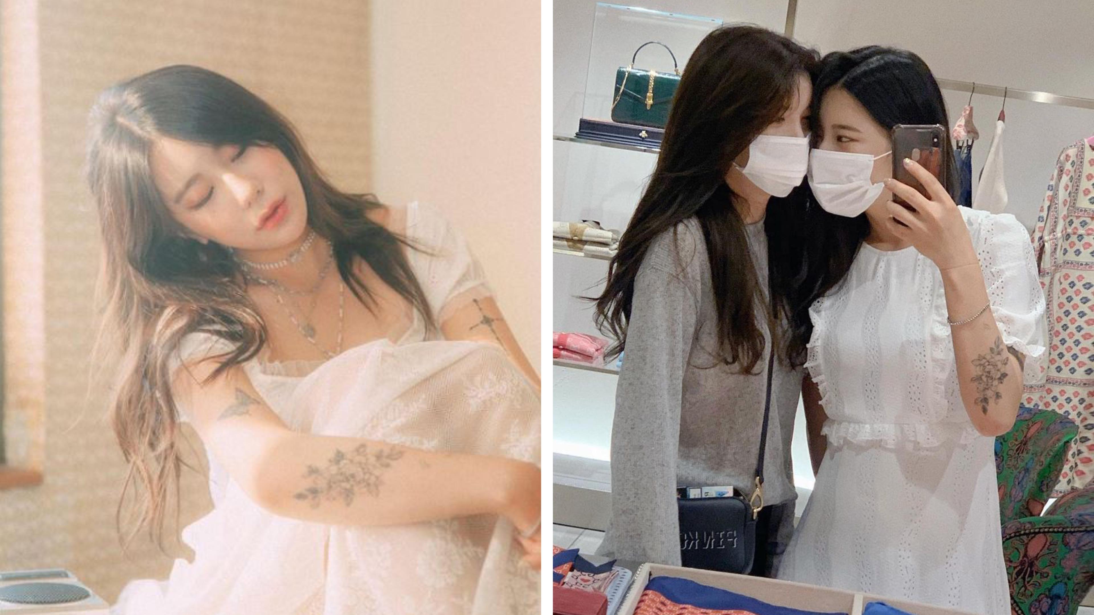 韓國女團「Wa$$up」智愛公開出櫃「我愛男生也愛女生」!社群發布與女友甜蜜合照大方放閃