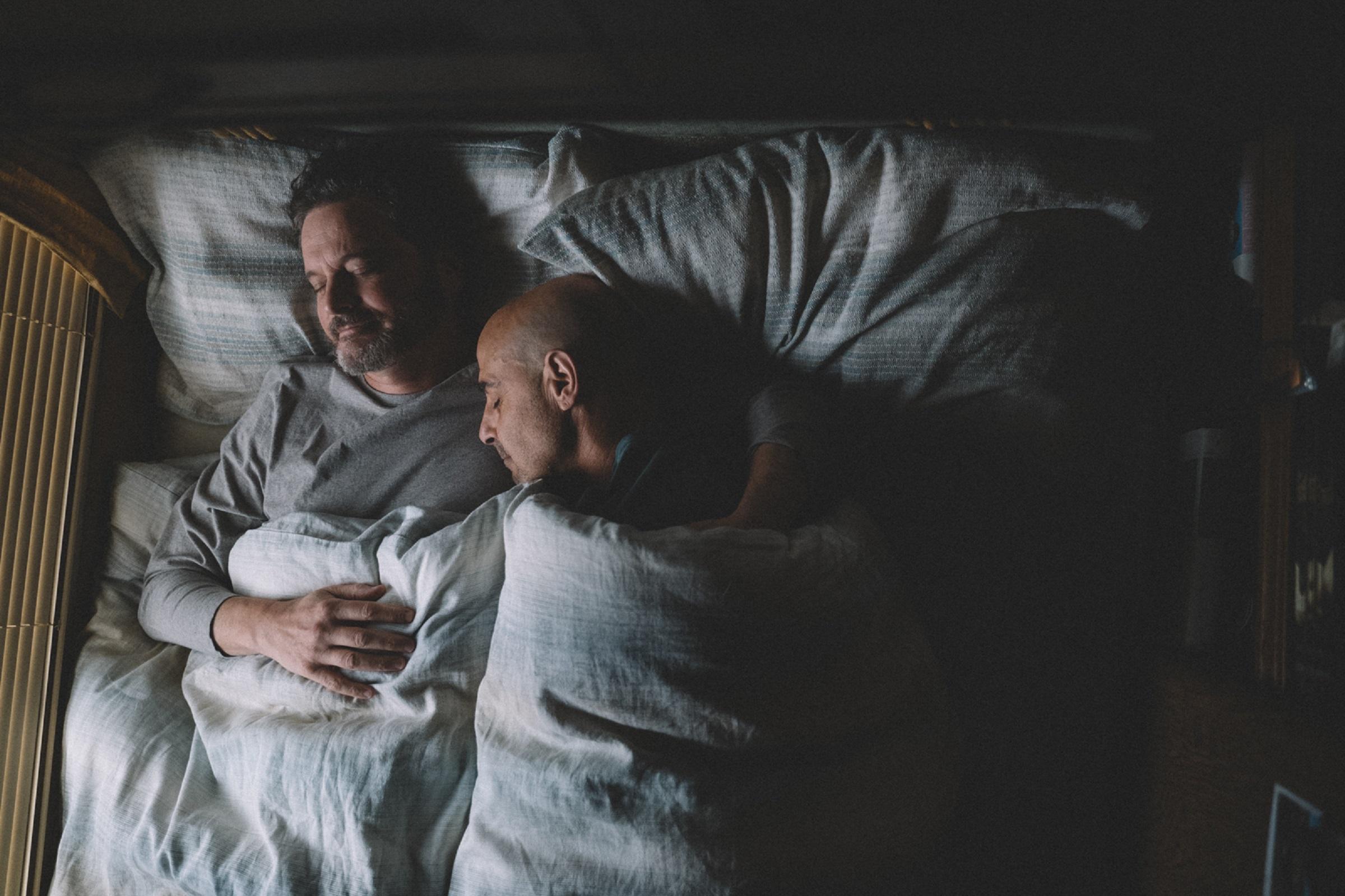奧斯卡影帝柯林佛斯與男星史丹利圖奇的20年友情搬上大銀幕,《永遠的我們》深情共演愛侶