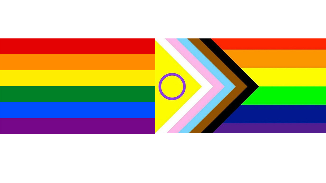 從彩虹旗到進步旗,你認得其中所有的元素嗎?