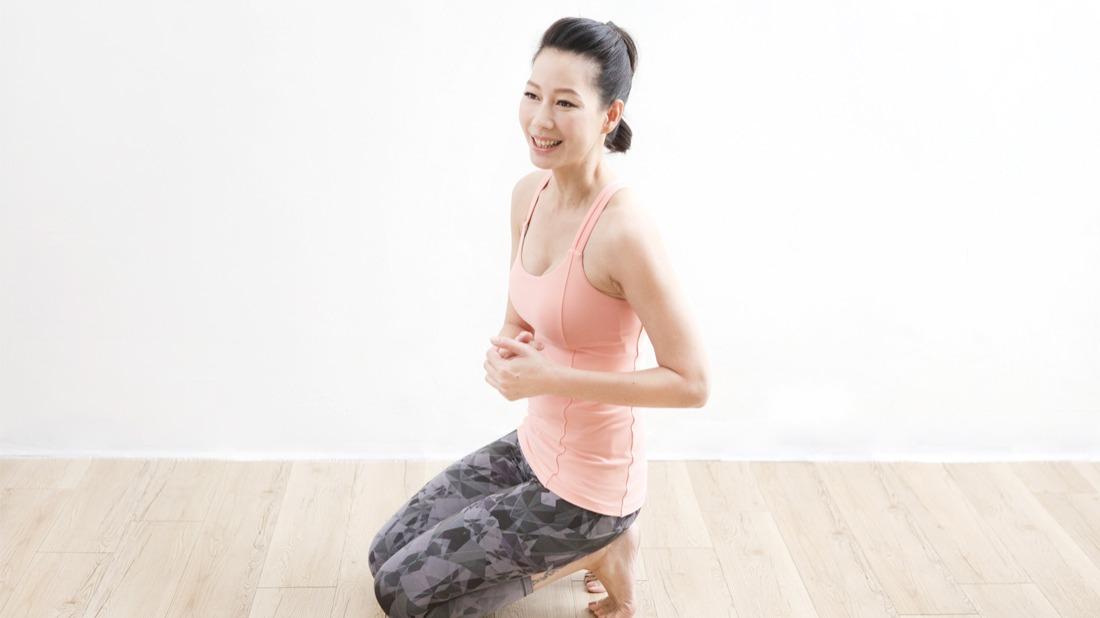 丁寧:為女同志設計的瑜珈專屬菜單