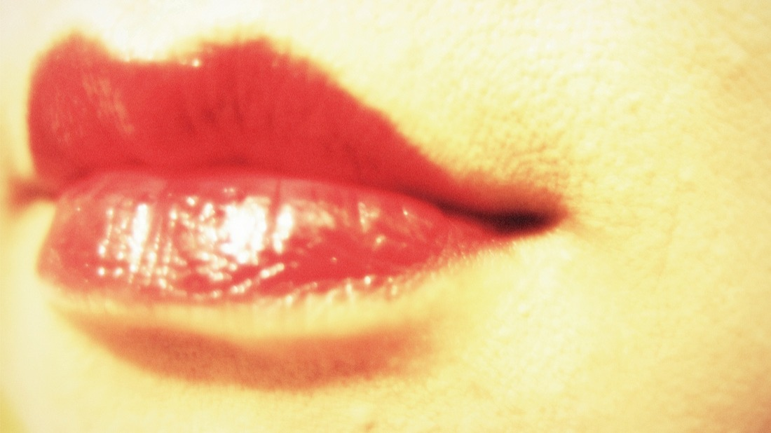 Journal》把我的溫熱轉印給妳,這是我為妳畫的,灼熱唇妝