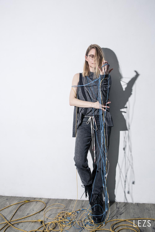 電子意識流—柏林音樂人Daniela La Luz