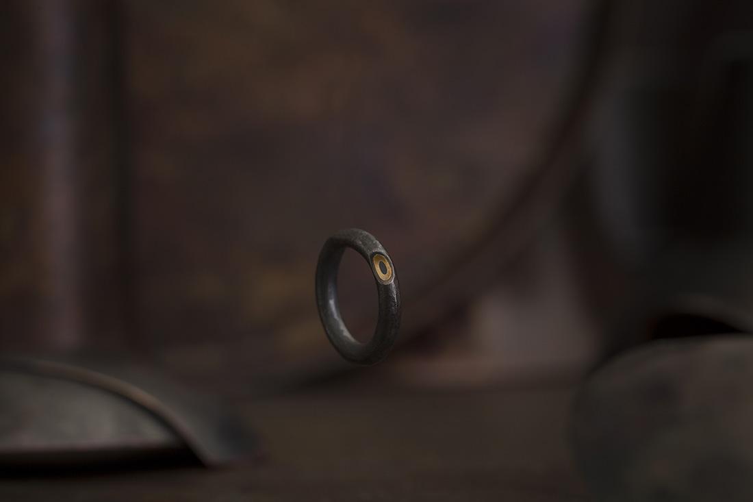 選物》Intzuition以覺學 逆物論戒指
