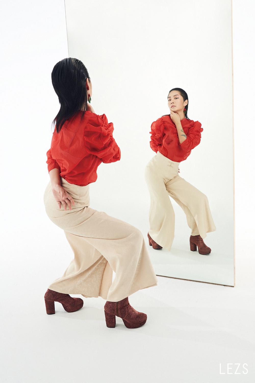 性別不平之鳴—Jasmine Lin