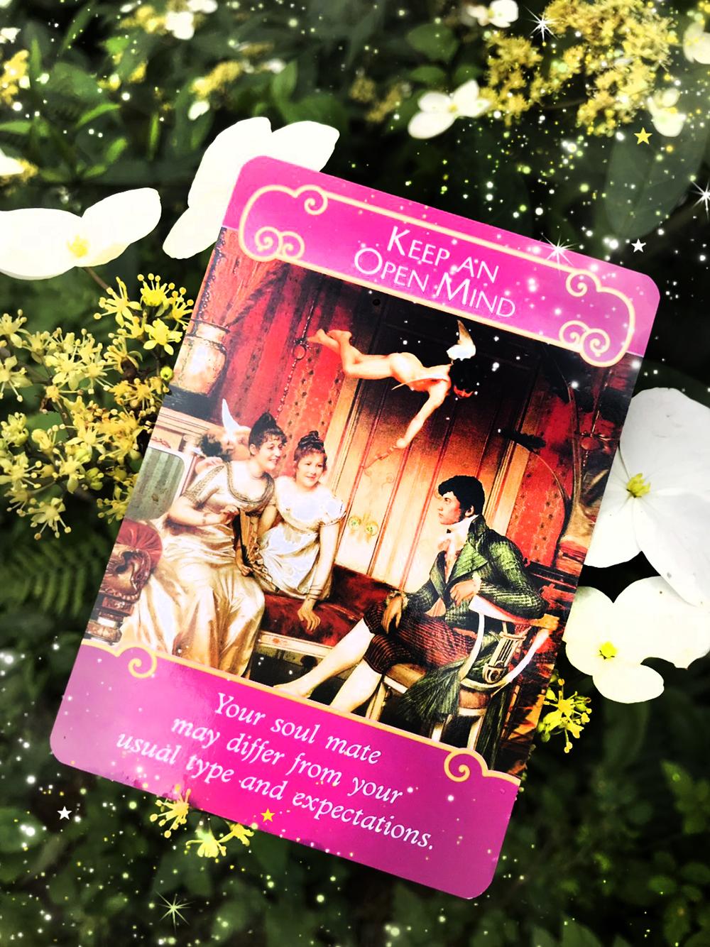 牌卡》「驚蟄」— 你的靈魂伴侶可能以超乎預期的方式出現!